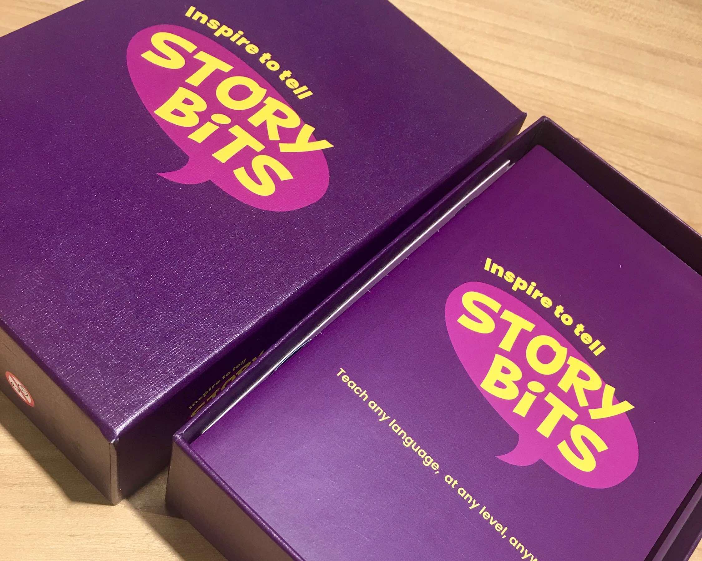 Nowa gra edukacyjna StoryBits