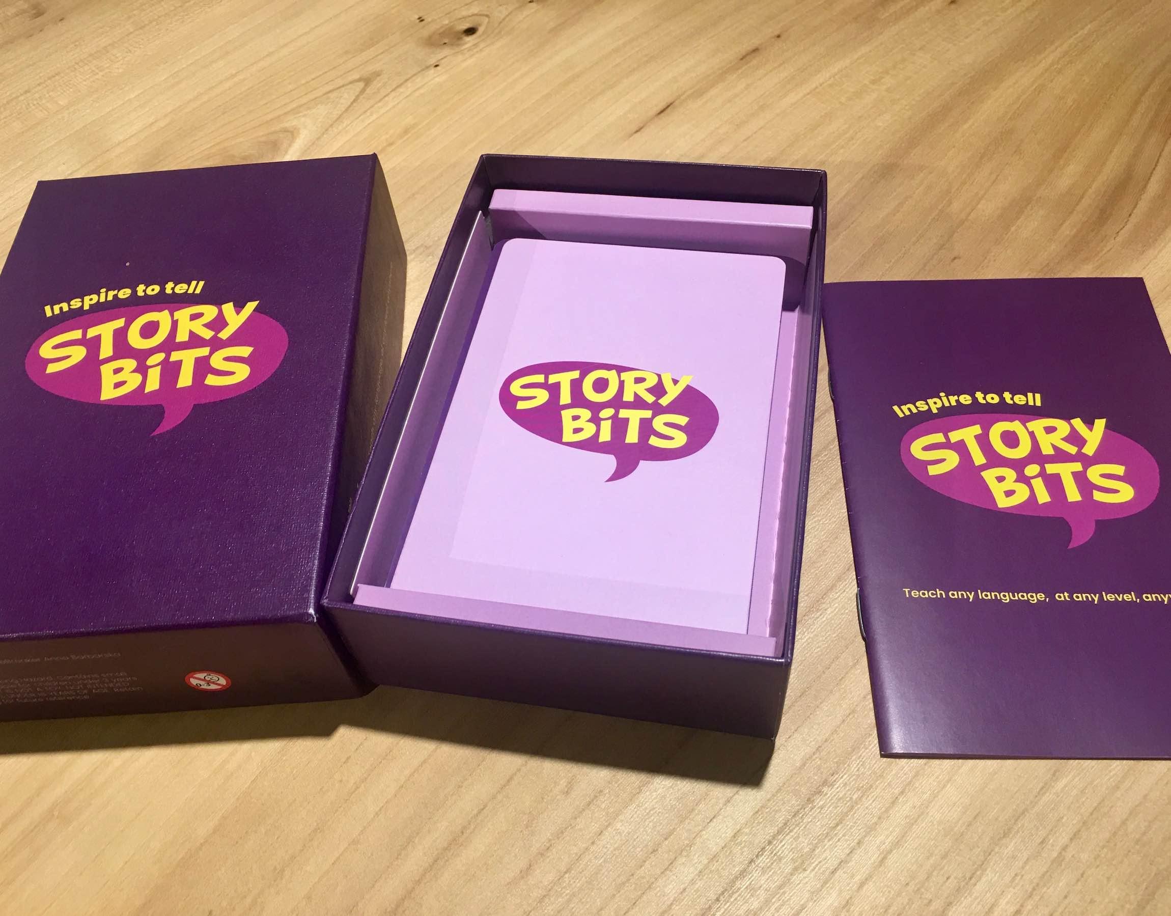 StoryBits - pudełeczka