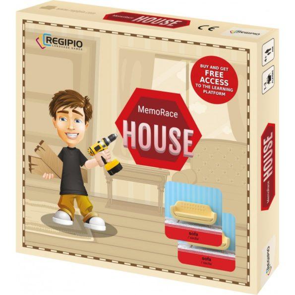 MemoRace - House