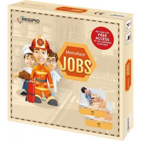 MemoRace - Jobs