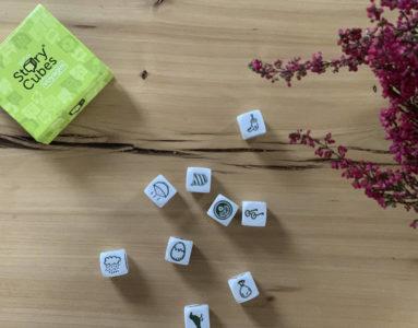 Story Cubes – 5 sposobów na wykorzystanie kości opowieści na zajęciach