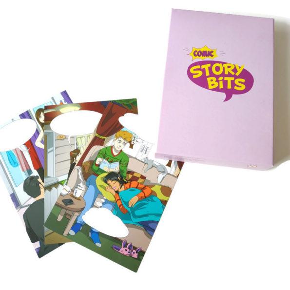 StoryBits Comic