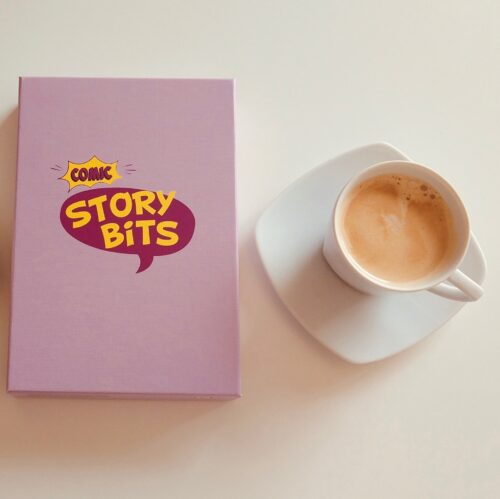 StoryBits Comic inspiracja
