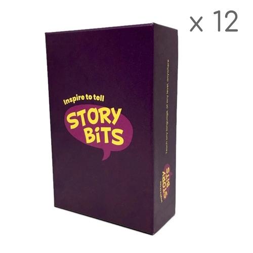 Paczka 12 StoryBits w cenie 10