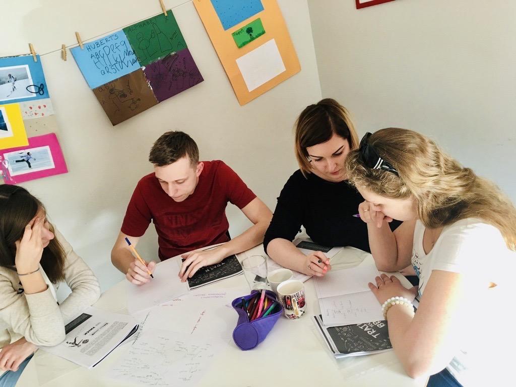 Praca metodyka w szkole językowej