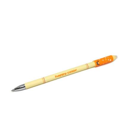 Pomarańczowy długopis Happy Color