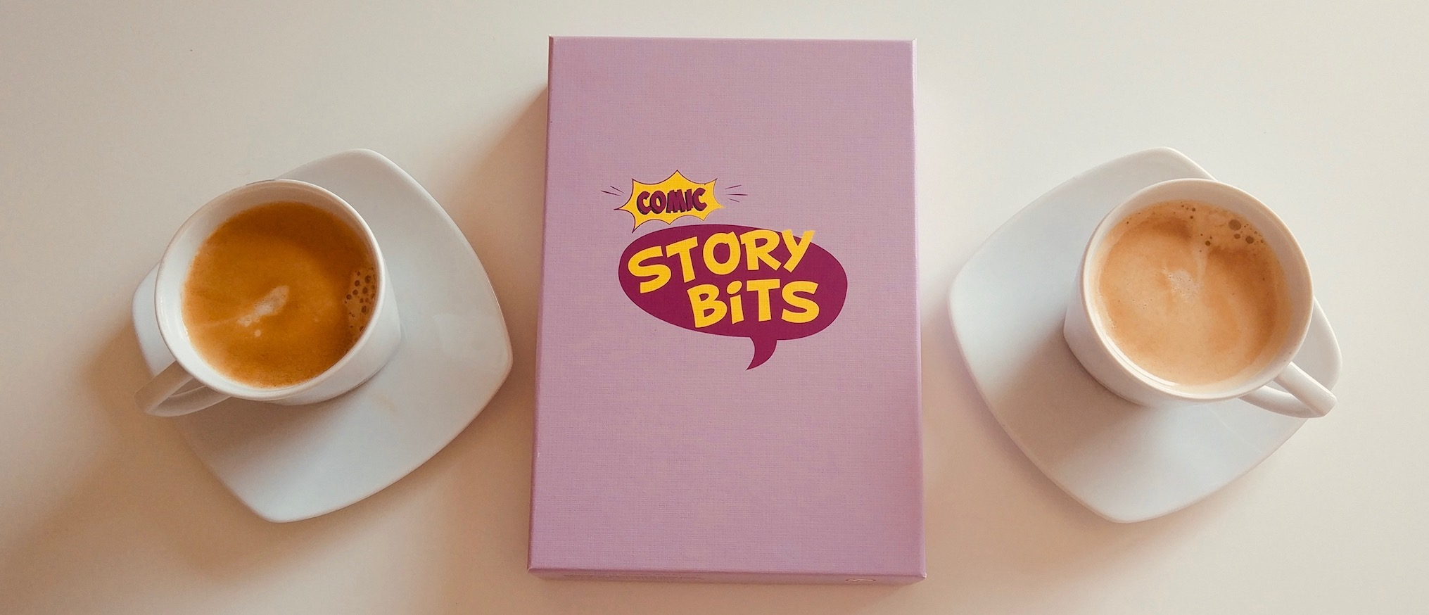 Pisanie - Ciocia Dobra Rada StoryBits Comic
