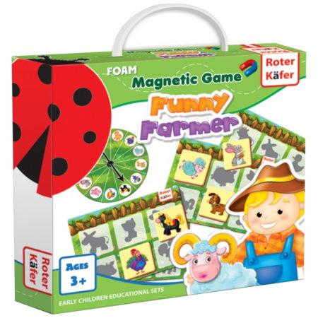 gra magnetyczna funny farmer
