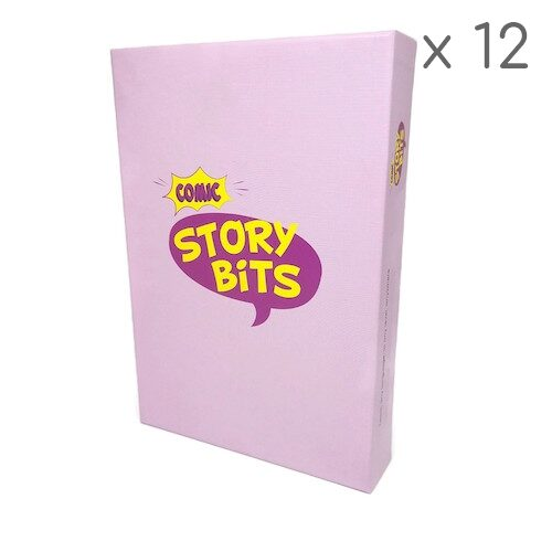 StoryBits Comic: zestaw 12 kompletów