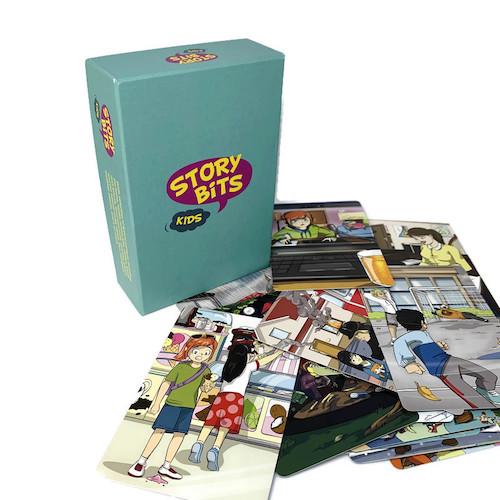 StoryBits Kids z kartami