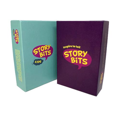 Zestaw kart obrazkowych StoryBits i StoryBits Kids