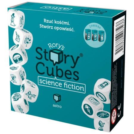 Story Cubes Science fiction