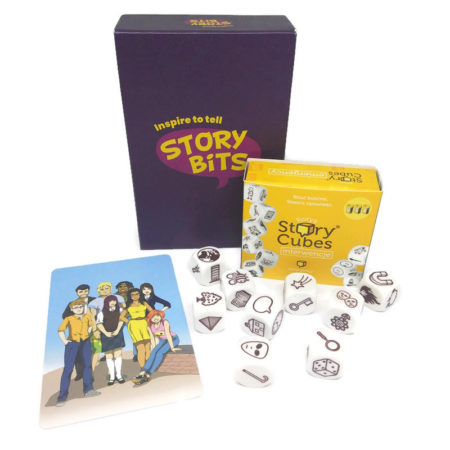 StoryBits i Story Cubes interwencje