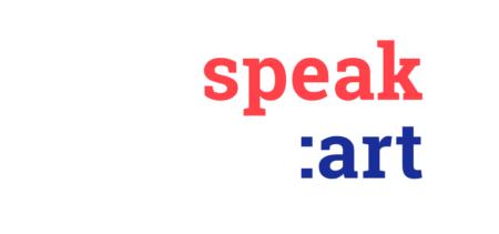 logo speak:art