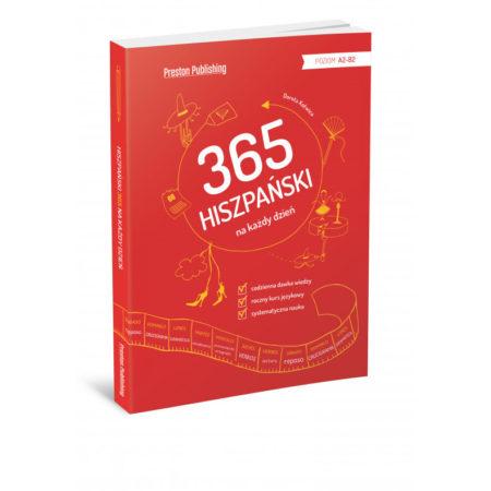 Hiszpański 365 na każdy dzień