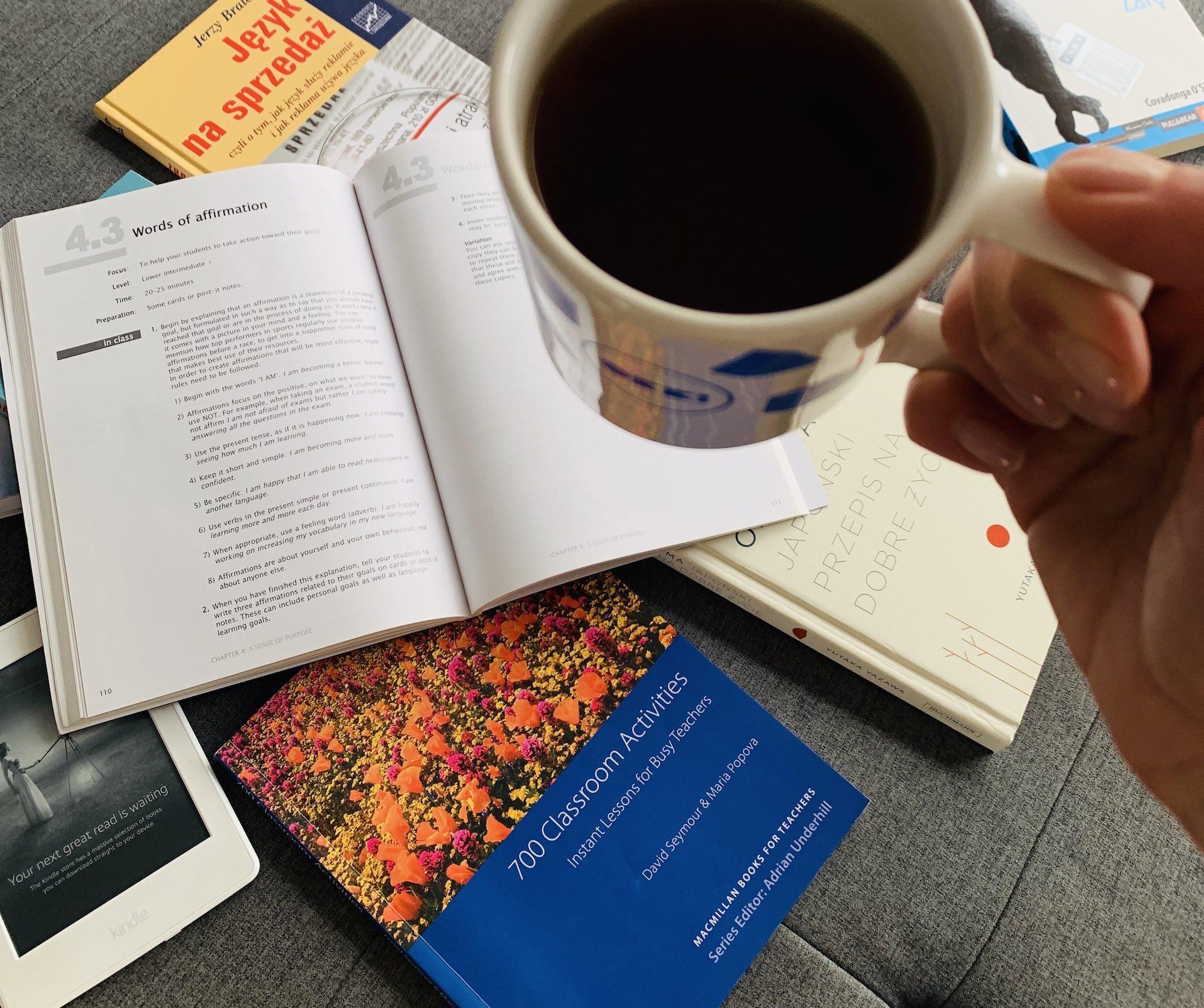 kawka i książka