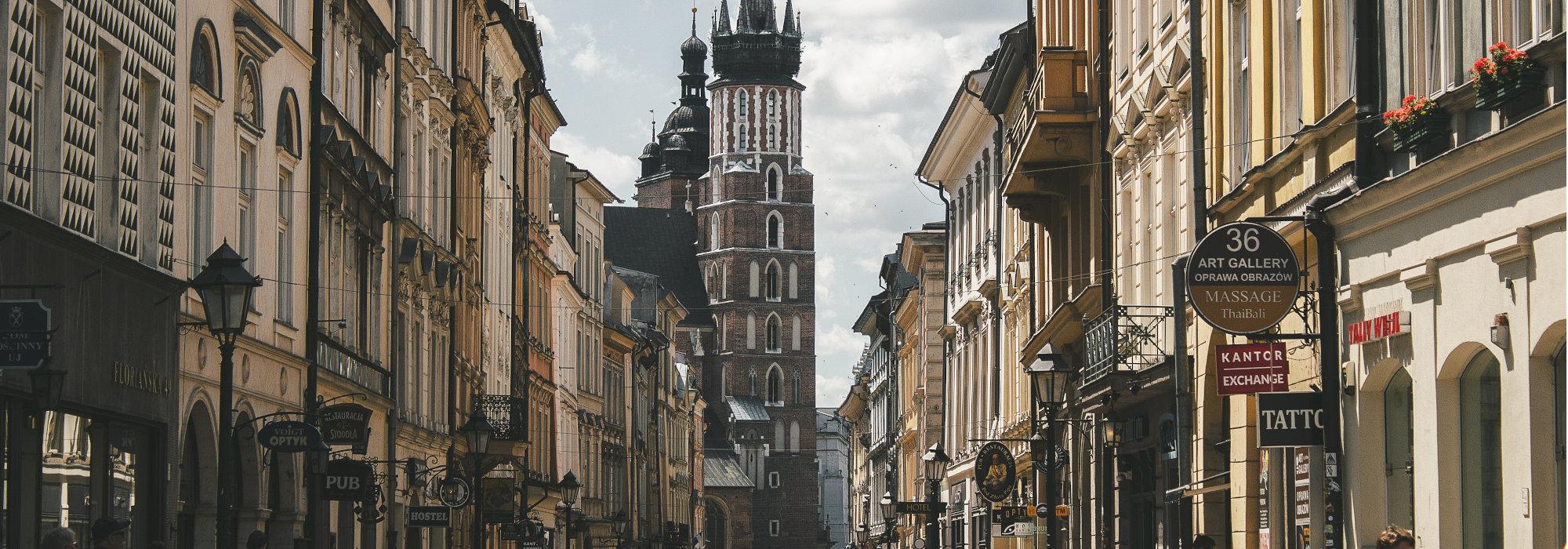 polskie miasta kreatywne wyr