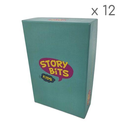 StoryBits Kids: zestaw 12 kompletów