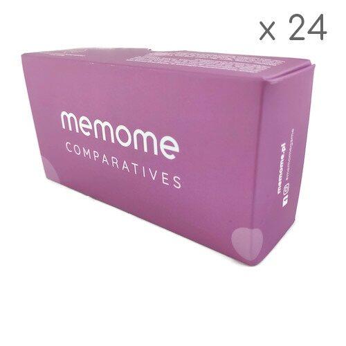 Memome: zestaw 24 kompletów