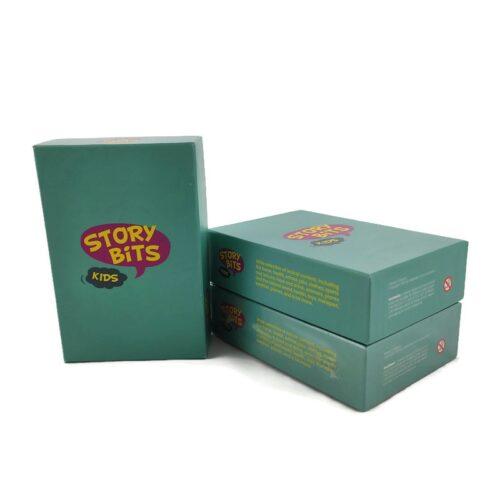 StoryBits Kids: zestaw trzech kompletów