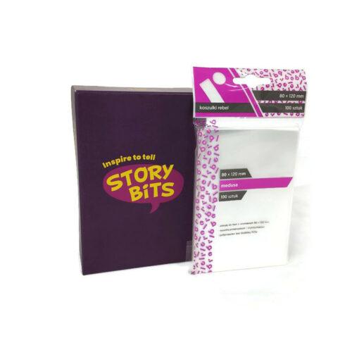 Zestaw StoryBits i koszulki ochronne