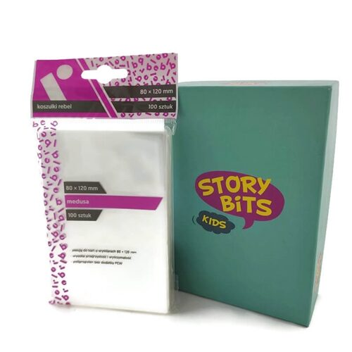 StoryBits Kids i koszulki ochronne